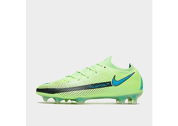 Nike Impulse Phantom GT Elite FG Football Boots - Green