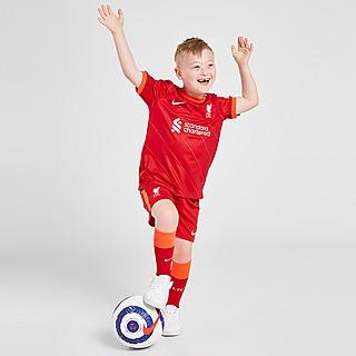 Nike Liverpool FC 2021/22 Home Kit Children