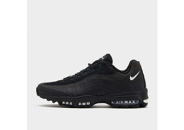 Nike Air Max 95 Ultra - Black - Mens