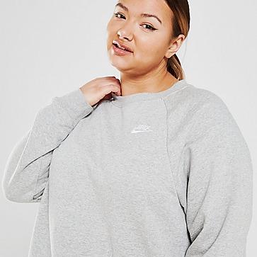 Nike Essential Plus Size Crew Sweatshirt