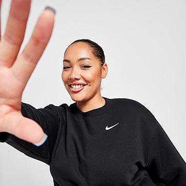 Nike Trend Fleece Plus Size Crew Sweatshirt