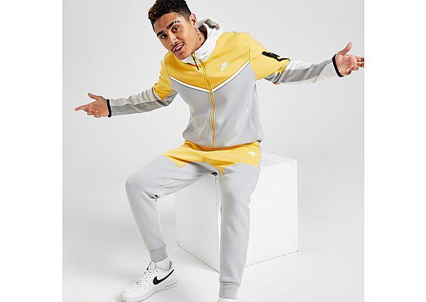 Nike Tech Fleece Joggers - Grey - Mens