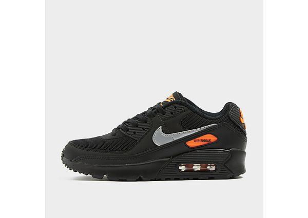 Nike Air Max 90 Leather Junior - Black - Kids