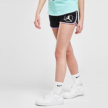 Jordan Girls' Jumpman Shorts Junior