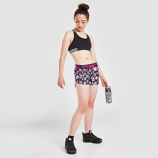 Under Armour Girls' Fitness Play Up Shorts Junior