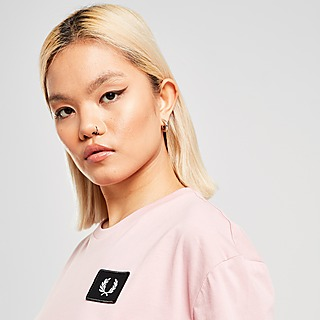 Fred Perry Badge Back Logo T-Shirt