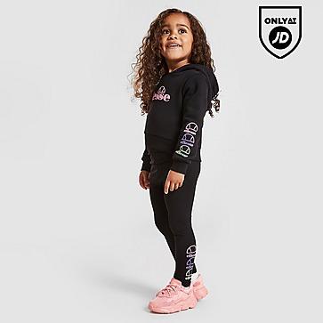 Ellesse Girls' Sufeno Hoodie/Leggings Set Infant