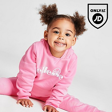 Ellesse Girls' Liro Core Overhead Tracksuit Infant