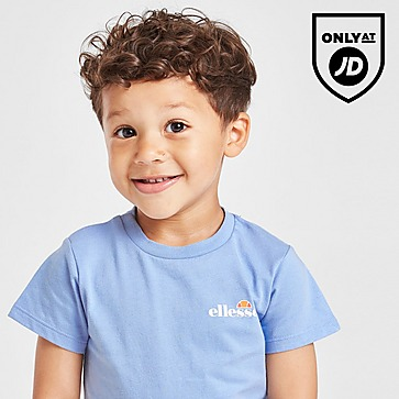 Ellesse Vela Core T-Shirt/Shorts Set Infant