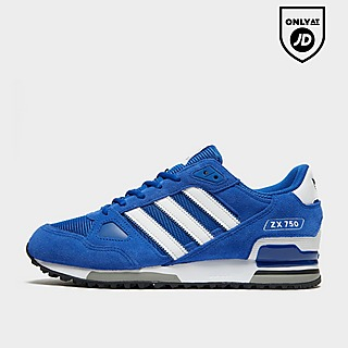 mens adidas blue trainers