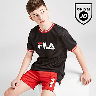 Fila Bass Mesh Shorts Junior