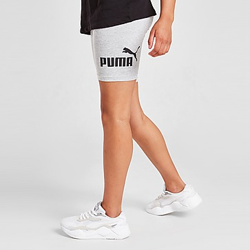 Puma Girls' Essential Logo Cycle Shorts Junior