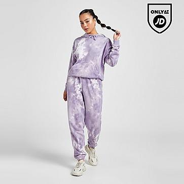 adidas Originals Tie Dye Boyfriend Hoodie