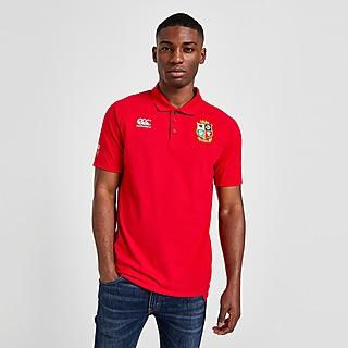 Canterbury British & Irish Lions 2021 Pique Polo Shirt