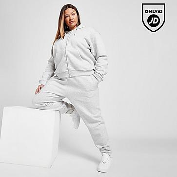 McKenzie Full Zip Hooded Plus Size Tracksuit