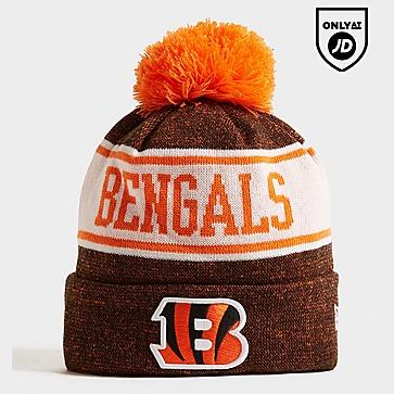 New Era NFL Cincinnati Bengals Pom Beanie Hat