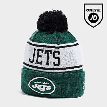 New Era NFL New York Jets Pom Beanie Hat