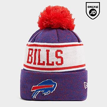 New Era NFL Buffalo Bills Pom Beanie Hat