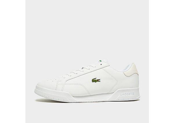 Lacoste Twin Serve - White