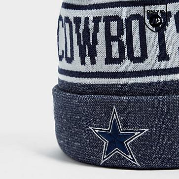 New Era NFL Dallas Cowboys Pom Beanie Hat