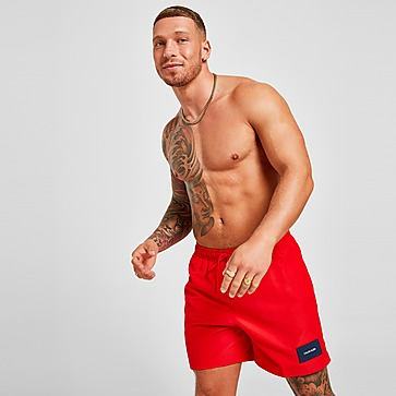 Calvin Klein Badge Swim Shorts