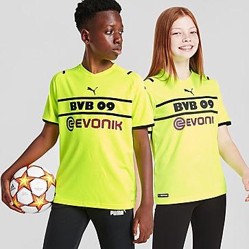 Puma Borussia Dortmund 2021/22 Cup Shirt Junior