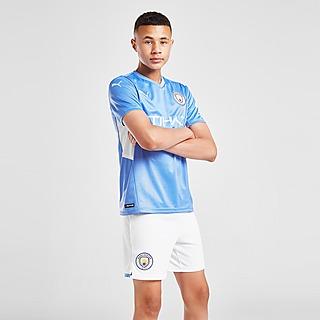 Puma Manchester City FC 2021/22 Home Shorts Junior