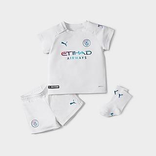 Puma Manchester City FC 2021/22 Away Kit Infant