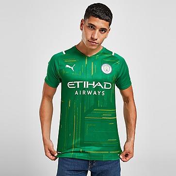 Puma Manchester City FC 2021/22 Away Goalkeeper Jersey