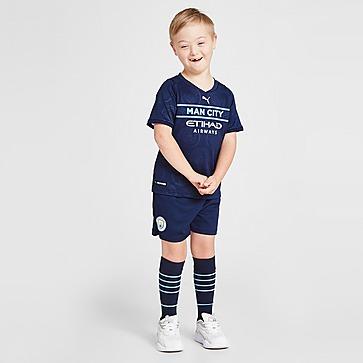 Puma Manchester City FC 2021/22 Third Kit Children
