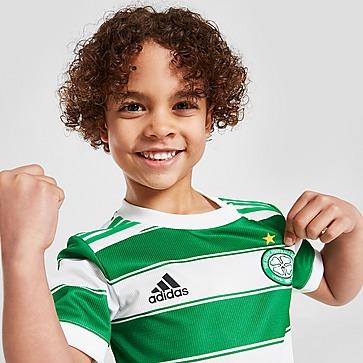 adidas Celtic FC 2021/22 Home Kit Children