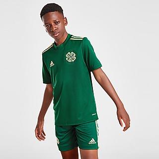 adidas Celtic 2021/22 Away Shorts Junior