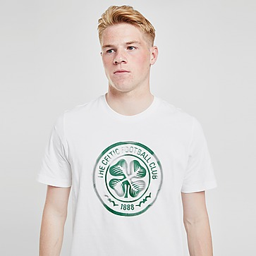 adidas Celtic FC DNA Short Sleeve T-Shirt
