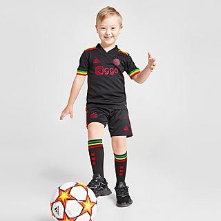 adidas Ajax 2021/22 Third Kit Children