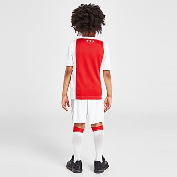adidas Ajax 2021/22 Home Kit Children