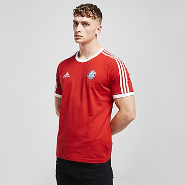 adidas FC Bayern 3-Stripes T-Shirt