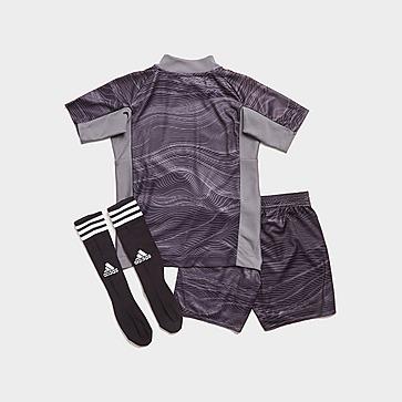 adidas Real Madrid 2021/22 GK Home Kit Children