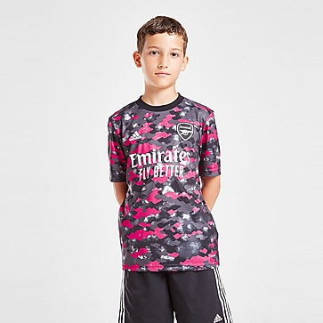 adidas Arsenal FC 2021/22 Pre Match Shirt Junior