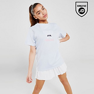 Ellesse Tennis Embroidered T-Shirt