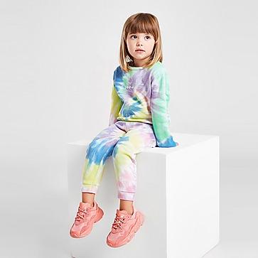 Sonneti Girls' Micro Tie Dye Tracksuit Infant