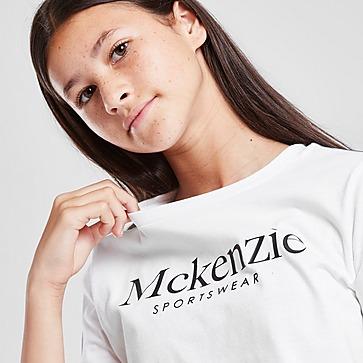 McKenzie Girls' Isla Tape Cropped T-Shirt Junior