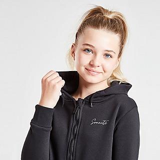 Sonneti Girls' Essentials Full Zip Hoodie Junior