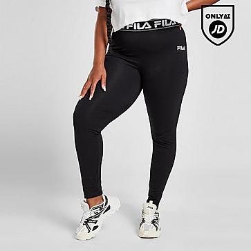 Fila Tape Waist Plus Size Leggings