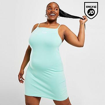 Fila Slim Strap Plus Size Dress