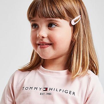Tommy Hilfiger Girls' Essential Long Sleeve T-Shirt Infant