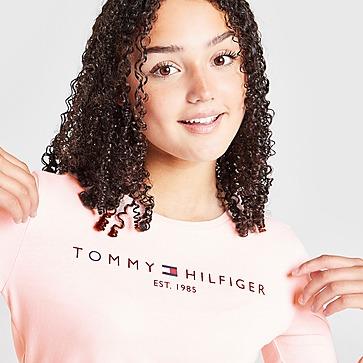 Tommy Hilfiger Girls' Essential Long Sleeve T-Shirt Junior