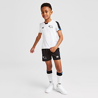Umbro Derby County FC 2021/22 Home Kit Children