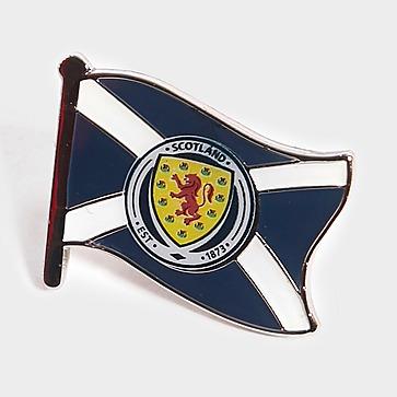 Official Team Scotland Flag Pin Badge