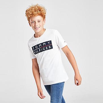 Tommy Hilfiger Short Sleeve Logo T-Shirt Junior