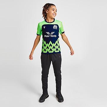 Macron Scotland Rugby 2021/22 Training Shirt Junior